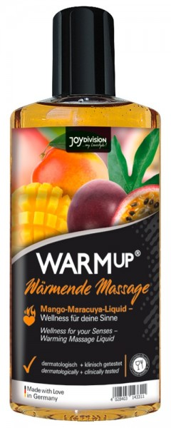 WARMup Mango+Maracuja 150 ml