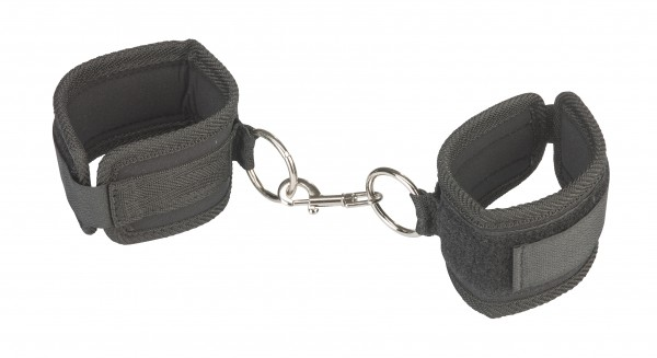 LUX FETISH Love Cuffs black