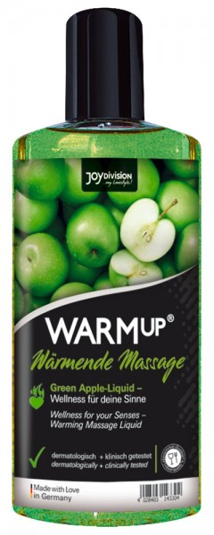 WARMup Green Apple 150 ml