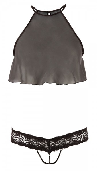 Top Set schwarz XL
