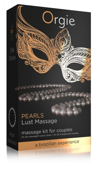 Pearls Lust Massage Set 30 ml