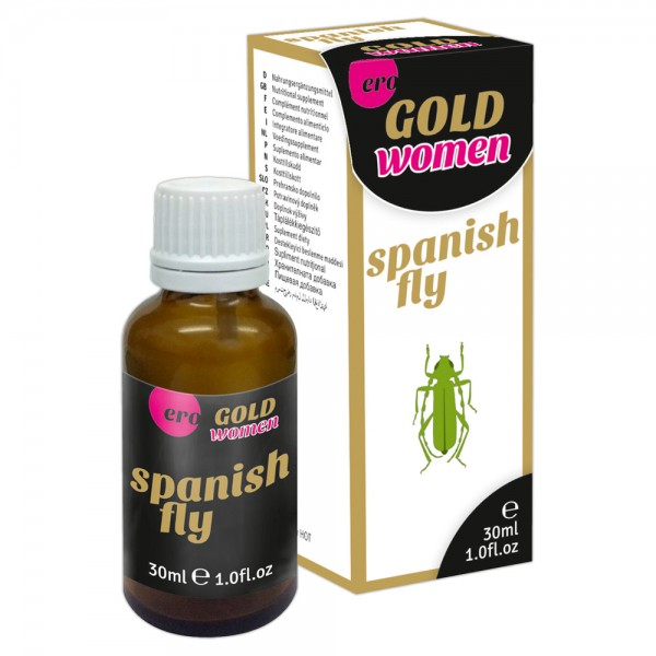 Spain Fly women GOLD strong 30ml